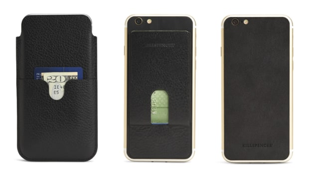 lowest price 7e493 dcaae Smythson dishes out some low-profile luxury for the iPhone 6 - Acquire