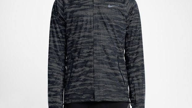 more photos bfc91 36188 Stay visible with Nike s Shield Flash Max Running Jacket