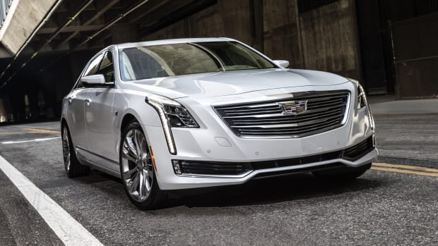 CT6 Profile