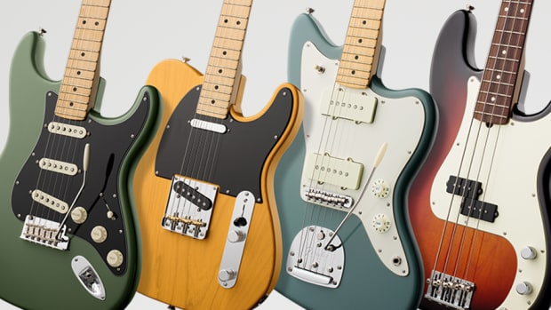 Fender American Professional Lineup
