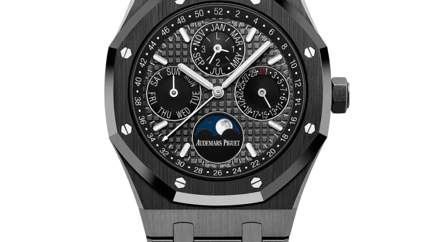 Audemars Piguet Royal Oak Matte Brushed Ceramic