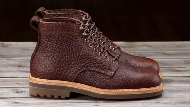 Rancourt Hastings Boot