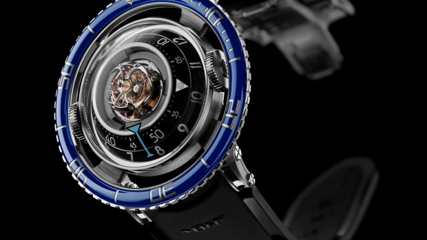 MB&F HM7 Dive Watch