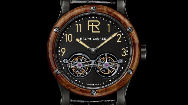 Ralph Lauren Automotive Double Tourbillon