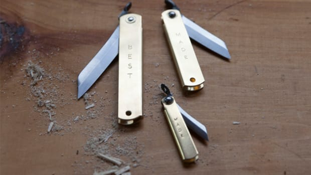 Best Made Brass Higo