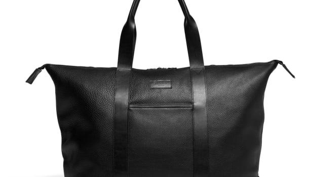 Killspencer Travel Tote Leather