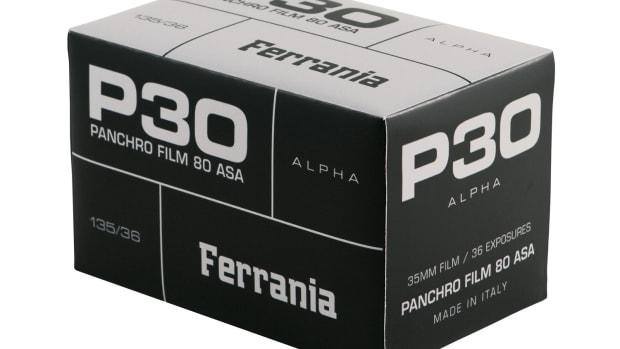 Film Ferrania P30 Alpha