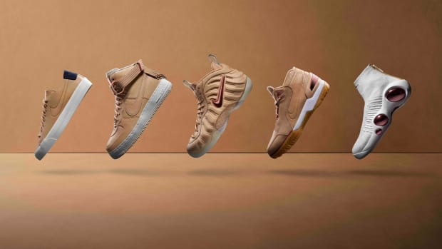 Nike Five Decades of Basketball Collection