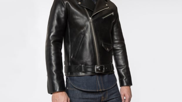 Vacation Leather Jacket