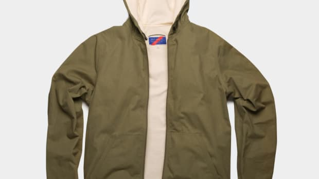 Best Made Reinforced Osaka Thermal Jacket