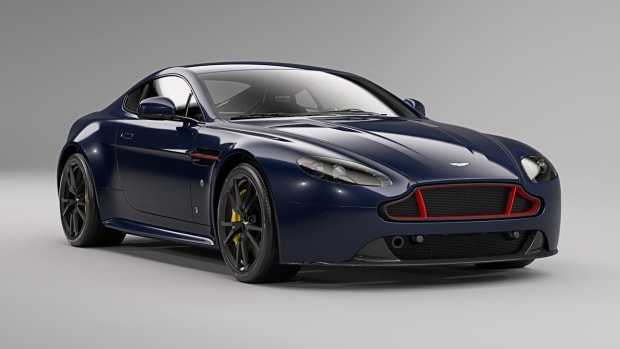 Aston Martin Vantage Red Bull Racing Edition