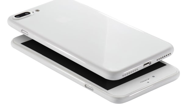 Totallee Jet White iPhone Case