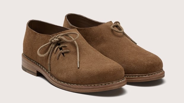 Feit Oxford Side Lace