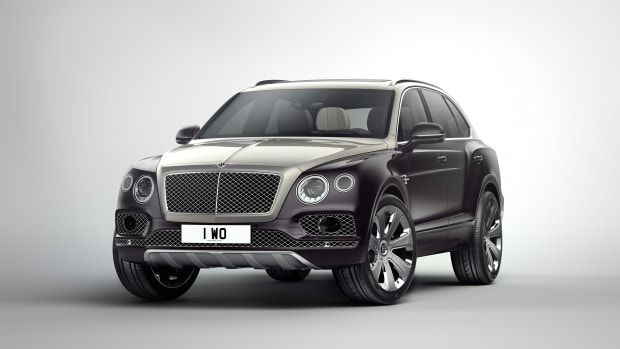 Bentayga Mulliner - The ultimate luxury SUV[4]