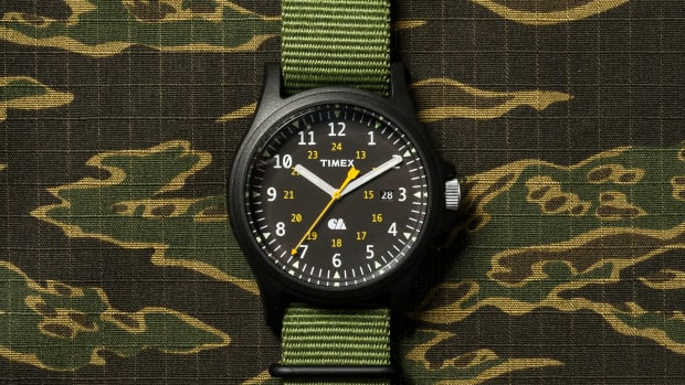 Timex Carhartt WIP watch