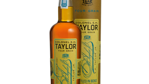 Colonel E.H. Taylor Four Grain