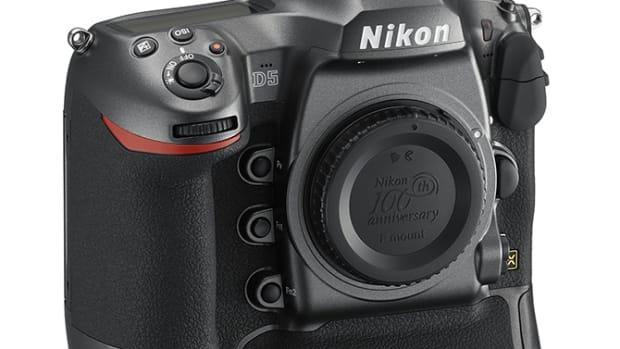 Nikon 100th Anniversary D5