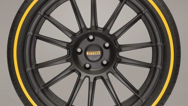 Pirelli P Zero Yellow