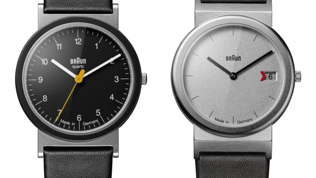 Braun 2017 Watches