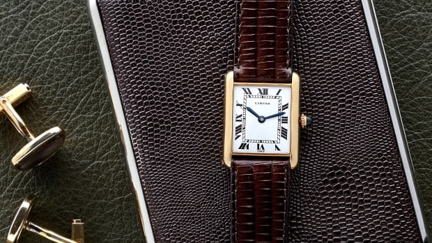 Cartier Tank by Audemars Piguet