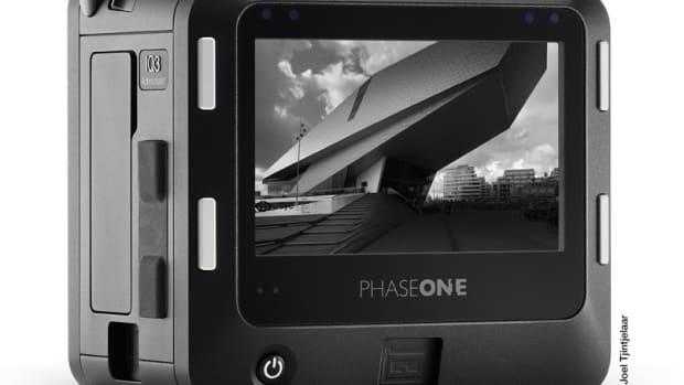 Phase One IQ3 100MP Achromatic Digital Back