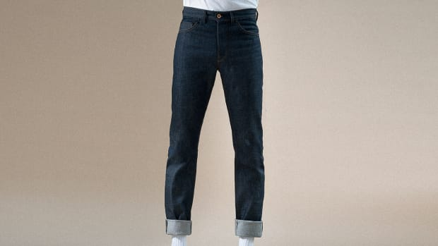 Noble Denim Linen