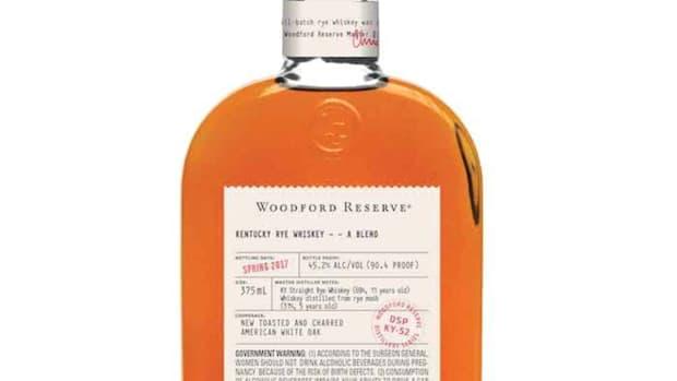 Woodford Reserve Rye Whiskey Blend