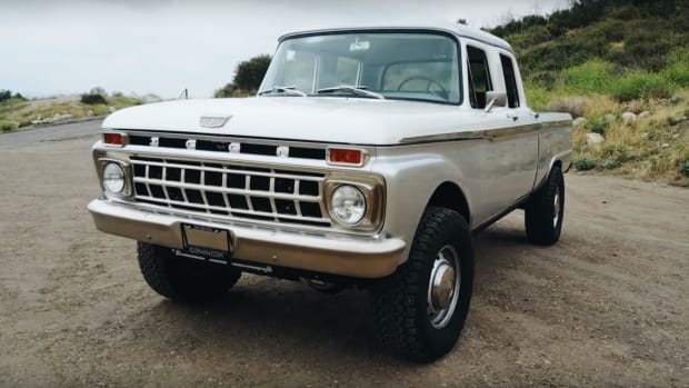 Icon 1965 Ford Crew Cab Reformer