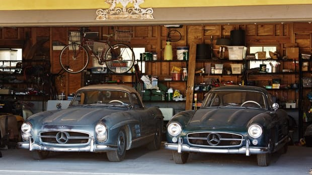 Gooding and Co 300 SLs