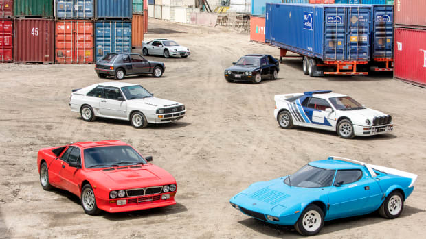 Bonhams Group B Collection