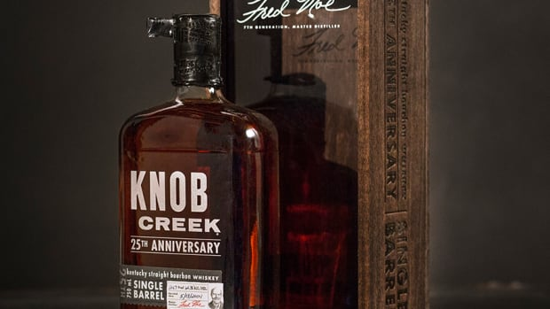 Knob Creek Single Barrel 25