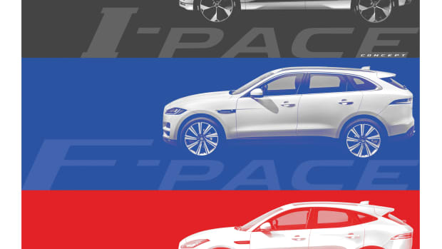 Jaguar Pace Cars