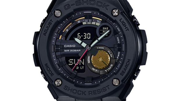 Casio for Robert Geller