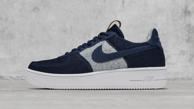 Nike Loopwheeler Indigo Air Force 1