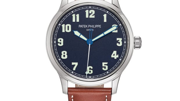 Patek Philippe New York Pilot 2017