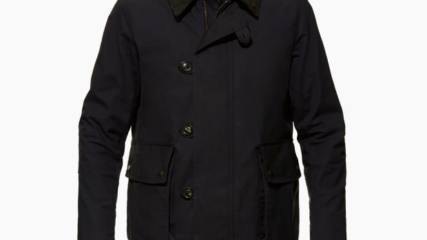 Ashley Watson Eversholt Jacket