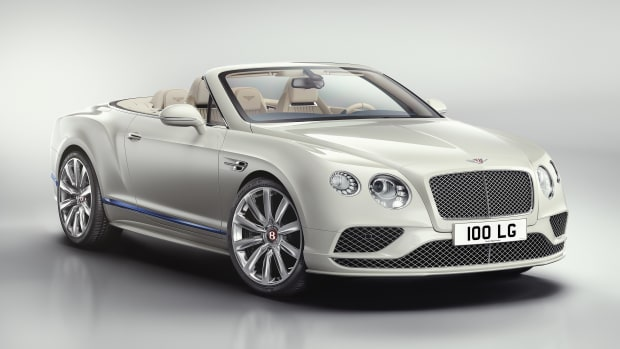 Bentley Mulliner GT Convertible V8 Galene Edition