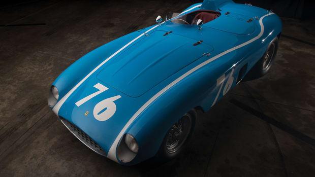 1955 Ferrari 121 LM Spider