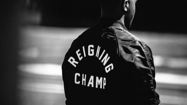 Reigning Champ F/W '17