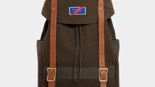 Best Made Bonded Backpack