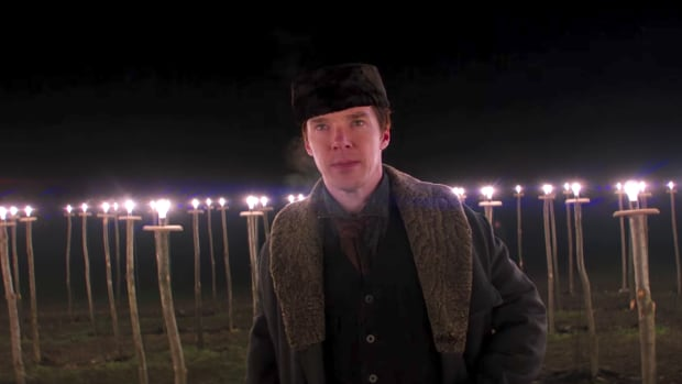 The Current War's Benedict Cumberbatch