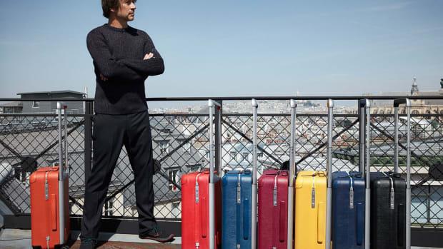 Marc Newson Louis Vuitton Luggage
