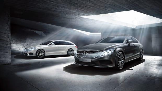 Mercedes CLS Final Editions