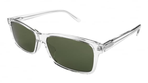 Kent Wang Fleming Sunglasses Clear
