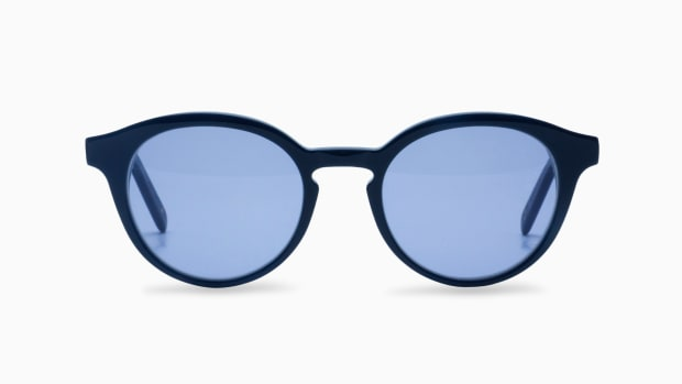 Dick Moby YVR Indigo Sunglasses