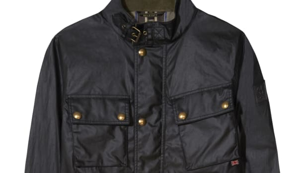Belstaff Jacket for Morgan and Selfridges