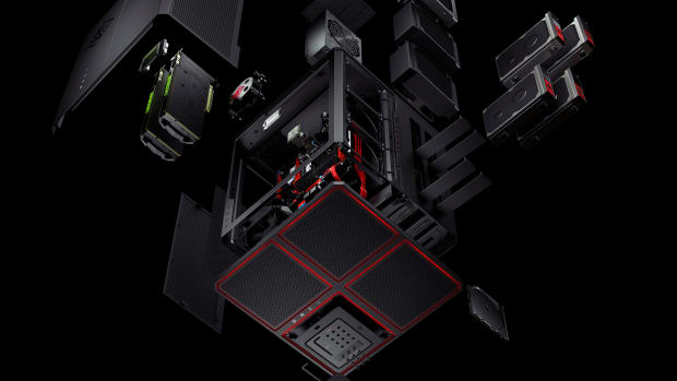 Omen X Exploded View