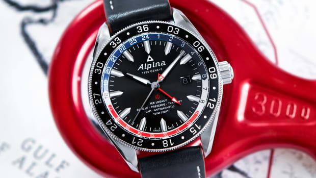 Alpina Alpiner GMT