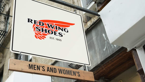Red Wing Heritage Soho Sign