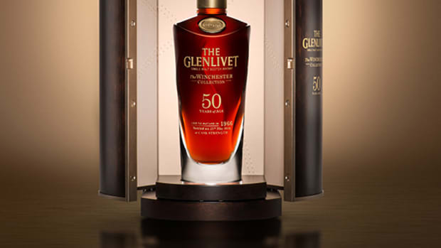 Glenlivet Winchester Collection Vintage 1966 Whisky